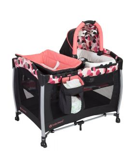 Baby Trend Resort Elite Nursery Center/Playpen Dotty