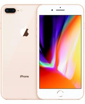 Apple iPhone 8 Plus, 64GB, Gold - Fully Unlocked