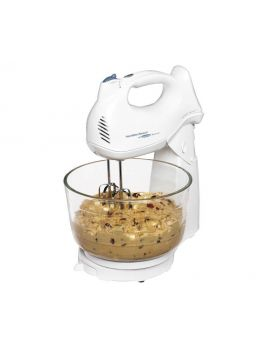 Side-view-of-Hamilton-Beach-6-Speed-Power-Deluxe-Cake-Mixer-with-Standing-Bowl