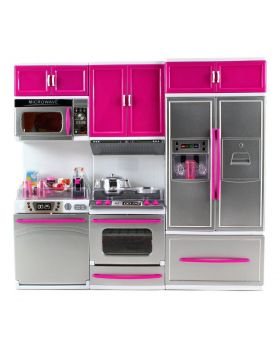 My Modern Kitchen 32 Full Deluxe Kit with Lights and Sounds