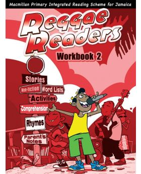 Reggae Readers workbook 2 – Louis fidge