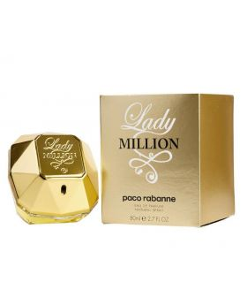 Lady Million Paco Rabanne 80ml Perfume