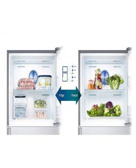 Samsung Inverter Refrigerator - 13.0 Cu. Ft. - Internal View
