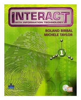 Interact with Information Technology Book 1