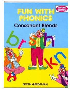 Fun with Phonics - Consonant Blends