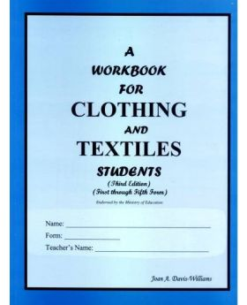 A Workbook for Clothing and Textiles