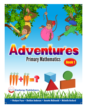 Adventures Primary Mathematics Book 1 For Ages: 6-7 Years by Wadyon Pryce Etal