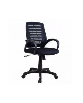 AeroChair Executive Chair with Arms Black Xtech QZY-1151