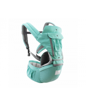 Aiebao Baby Carrier for Newborn with Hip Seat