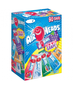 Air Heads Assorted Candy 90 Count