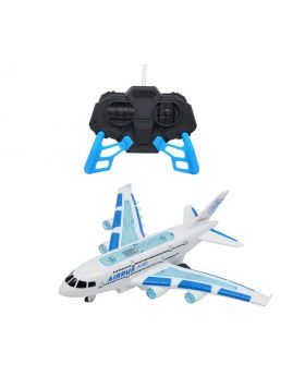 Air Bus A830 Flash Music Plane with remote