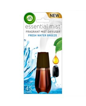 Airwick Essential Mist Refill FRESH WATER SCENT