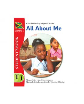 Macmillan Primary Integrated Studies All About Me Grade 1 Student's Book