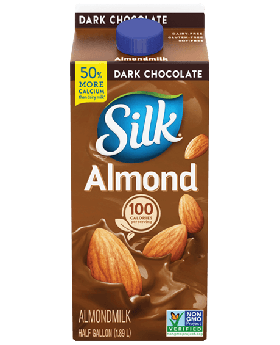 Silk Almond Dark Chocolate, 64oz