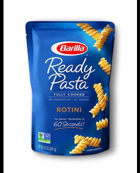 Barilla Ready Pasta, Rotini Pasta, 8.5 Ounces - 6 count