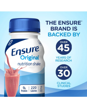 Ensure Original 5 Count Protein Shake 8 fl oz, - Mix & Match