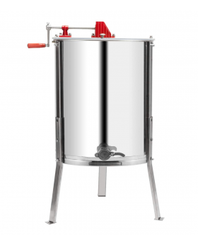 VINGLI Upgraded 4 Frame Honey Extractor.