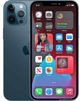 Apple iPhone 12 Pro Max 256GB Unlocked Smartphone