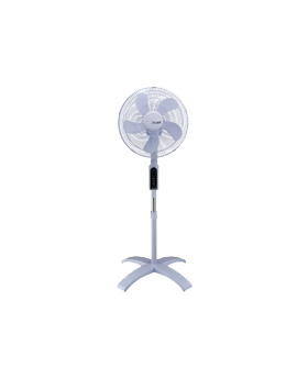"""Accutek 16"""" Standing Fan With Remote"""