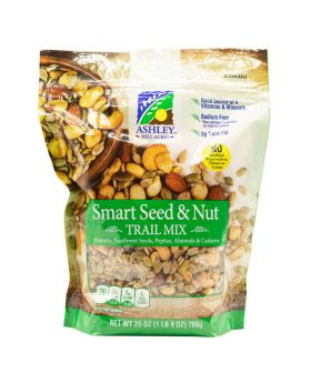 Ashley Hill Acres Smart Seed & Nut Trail Mix 1 lb. 9 oz./708g