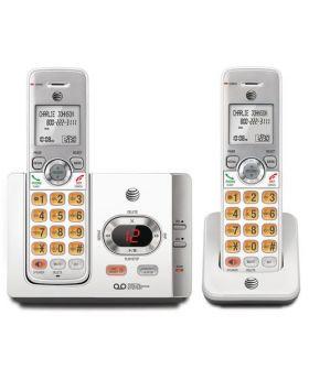 AT&T Phone D6.0 EL52245 2 Pack Cordless Phones