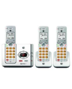 AT&T Phone D6.0 EL52345 3 Pack Cordless Phones