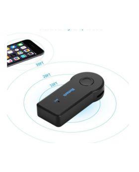 Aux Stereo Bluetooth Car Radio Receiver V 3.0 - Black