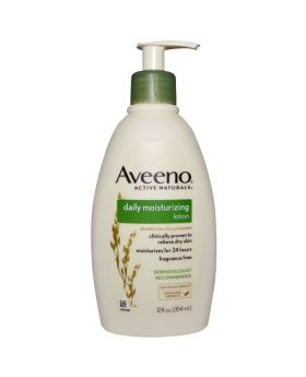 Aveeno Active Naturals Lotion 18 oz + 2.5 oz
