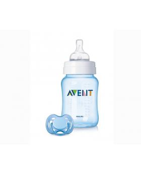 Avent 'It's A Boy'  Classic Bottle Gift Set