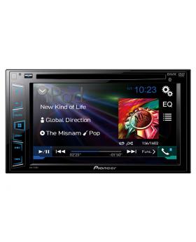 "Pioneer AVH270BT Car Radio with 6.2"" DVD Display"