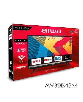 "AW39B4SM - SCREEN 39"" SMARTTV 39"" , SMART TV, LED HD 1080, HDMI / USB / WIFI"