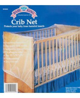 Baby King Crib Net