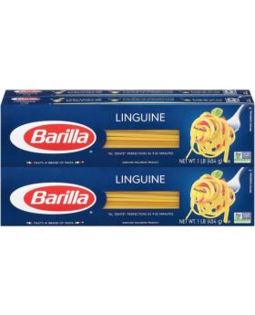 Barilla Linguine Pasta 4x1lb