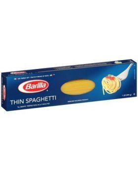 Barilla Thin Spaghetti Pasta 1 lb