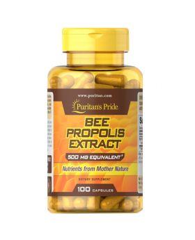 Puritan's Pride Bee Propolis Extract 500 Mg