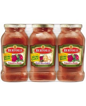 Bertolli Red Sauce 3 x24oz