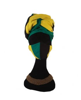 Best Jamaican Flag Head Wrap/Sarong/Shawl/Scarf