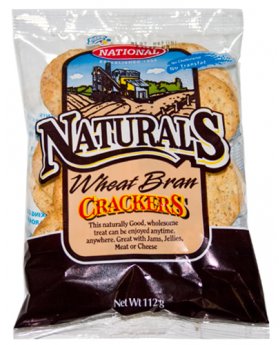 National Wheat Bran Biscuit 112 Grams