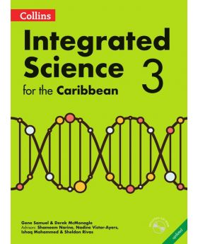Collins Integrated Science for the Caribbean Student's Book 3 By Gene Samuel & Derek McMonagle
