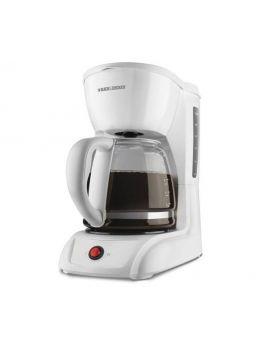 Black & Decker  12 Cup White Coffee Maker