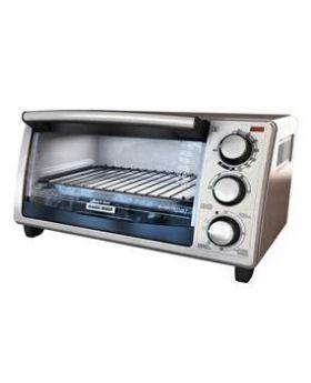 Black & Decker 4 Slice Toaster Over TO1373
