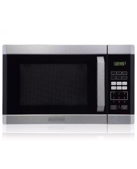 Black and Decker 0.9 Cu.Ft 900W Microwave Oven