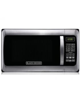 Black and Decker EM031MGG-X1 1.1 Cu.Ft Countertop Microwave