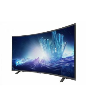 """Blackpoint Elite BP43-BT-8GB-CURVE-J 40"""" Smart 8 GB with Bluetooth 4k Ready Curved Tv"""