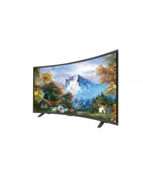 "Blackpoint Elite BP46-BT-CURVE-SMT 43"" 4K Curved Television with Bluetooth Connectivity"