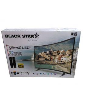 Black Star Curved 39 Inch Smart LED TV
