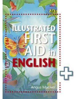 First Aid in English Illustratrated - Macier C/S 15