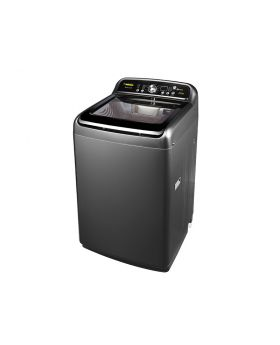 Blackpoint Elite BP17AMW-KABOOM-S 17 kg Top Load Washing Machine in Stainless Steel
