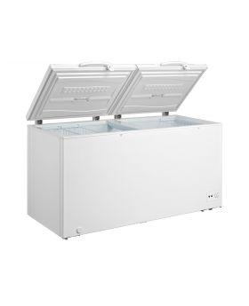 Blackpoint BP23FZ-SNOW LEOPARD 23 Cu Ft. Double Door Chest Freezer