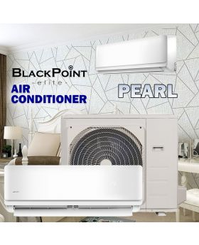 Blackpoint BP36000-INV-PEARL 36000BTU inverter air conditioner (Indoor and outdoor units)